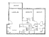 Cedar Grove Phase I - 2 Bedroom Unit